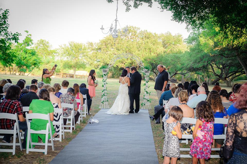 All Inclusive Wedding Reception Venue San Antonio Tx Shady Oaks Ranch