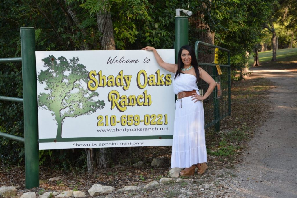 Welcome to Shady Oaks Ranch in San Antonio, TX!